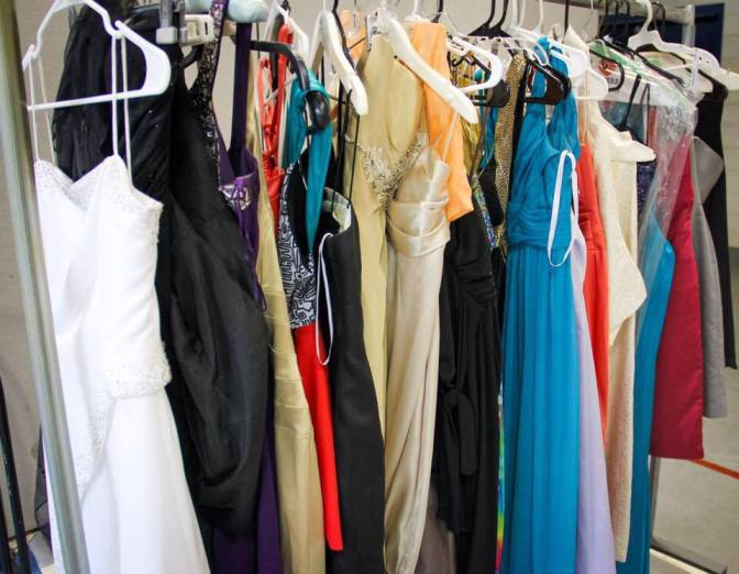 WE DID IT!! Prom Gown Giveaway Success