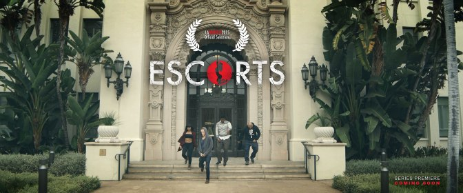 "Reel Spotlight: ""Escorts"" Webshow"