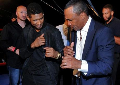 """Hands Of Stone"" Trailer With Usher Raymond as Sugar Ray Leonard"