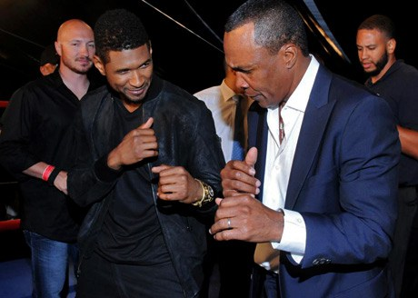 """Hands Of Stone"" Trailer With Usher Raymond as Sugar Ray Leonard"