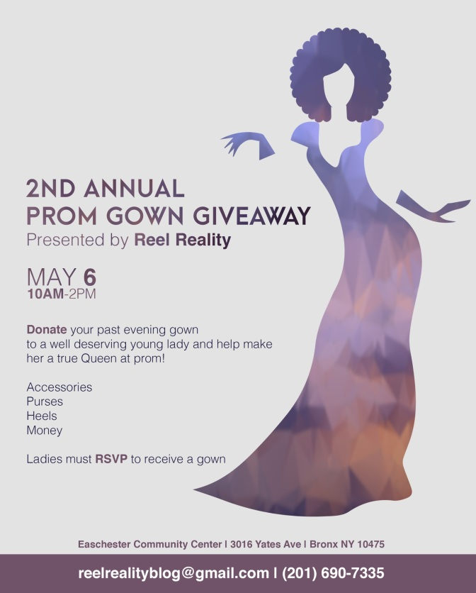2nd Annual Prom Gown Giveaway Is Here!