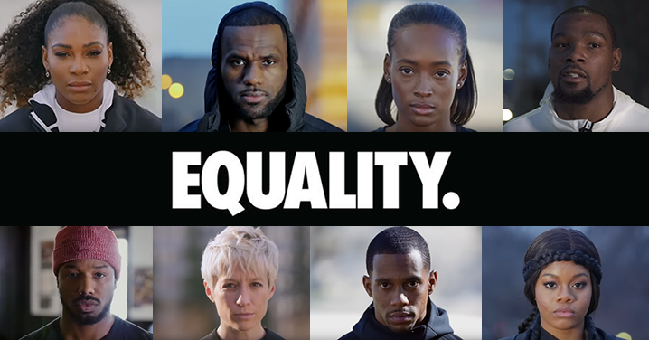 Is Nike S Equality Ad Misguiding Or Trustworthy Reel Reality