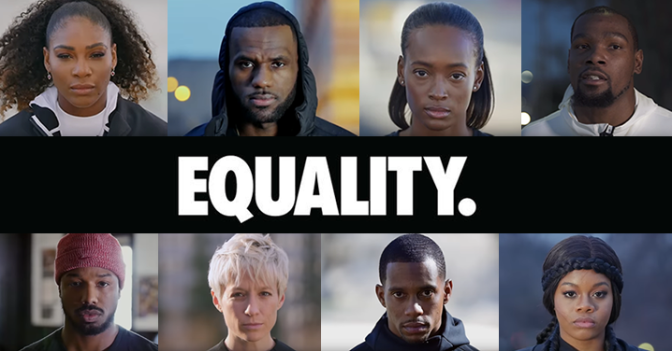 "Is Nike's ""Equality""Ad Misguiding or Trustworthy"